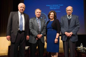 KT McFarland, Winston Lord, John Negroponte and Richard Smyser
