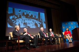 KT McFarland, Winston Lord, Jonathan Howe, Richard Solomon, Nicholas Platt