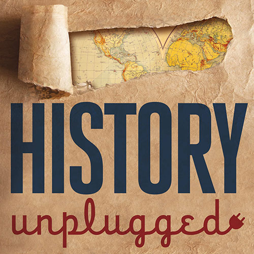 History Unplugged Logo