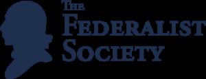 the federalist society logo